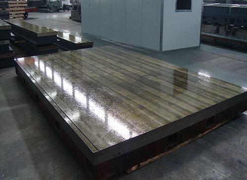 標準型鉗工鑄鐵平台