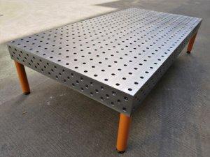三維柔性焊接平台
