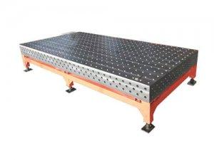 金誠三維柔性焊接平台